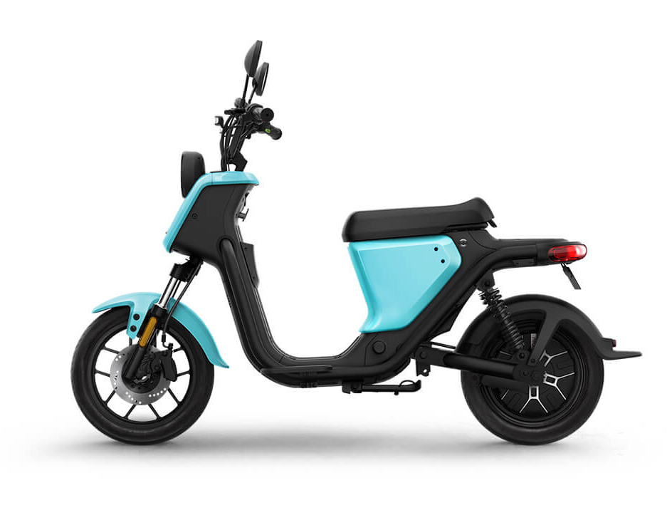 Scooter electrique 50cc - niu-paris