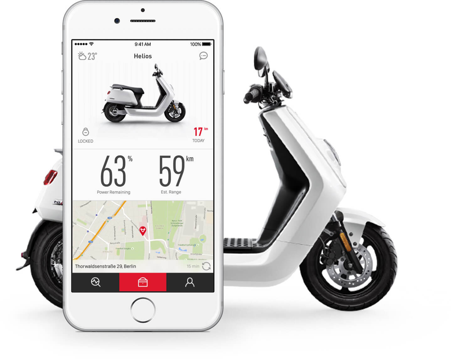 achat e-scooter paris-niu-paris