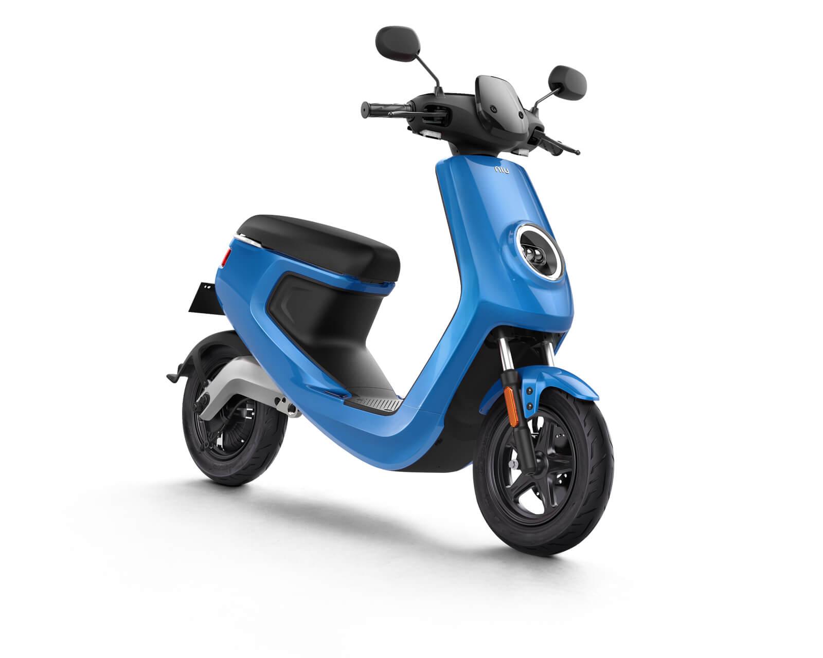 e-scooter pro à paris - niu-paris