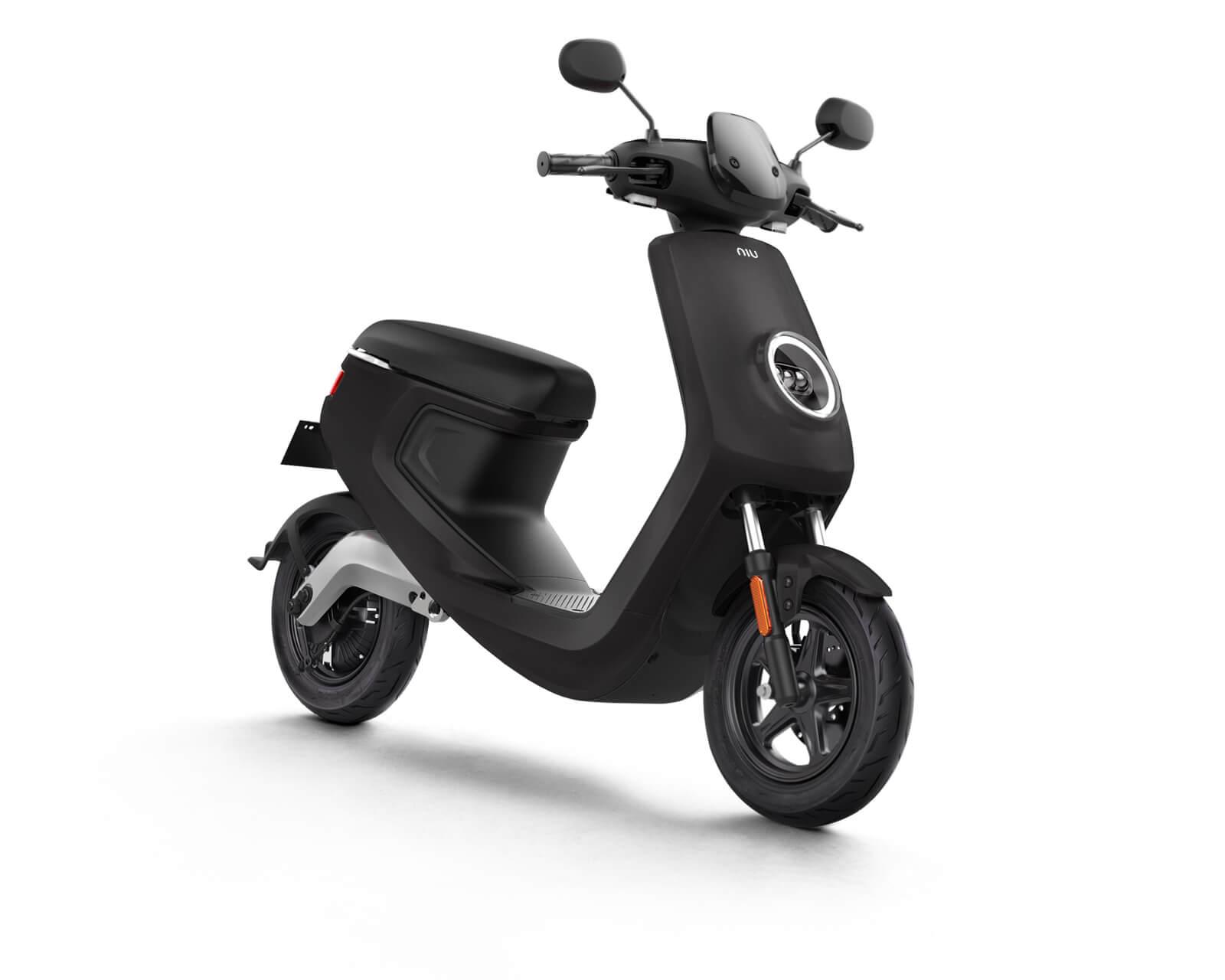 achat scooter electronique connecté pro- niu- paris