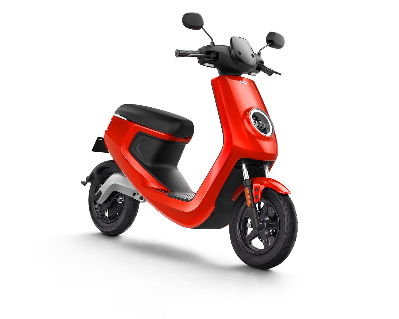 acheter e-scooter pro - niu-paris