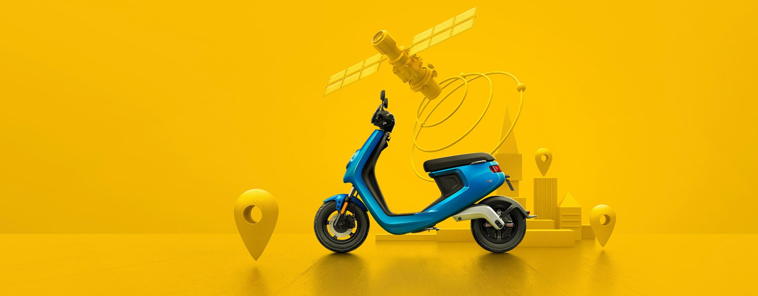essai scooter electrique pro- niu-paris
