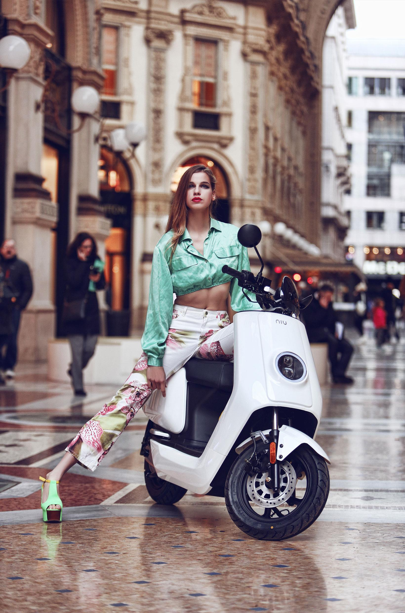 Acheter un scooter à Paris - niu-paris